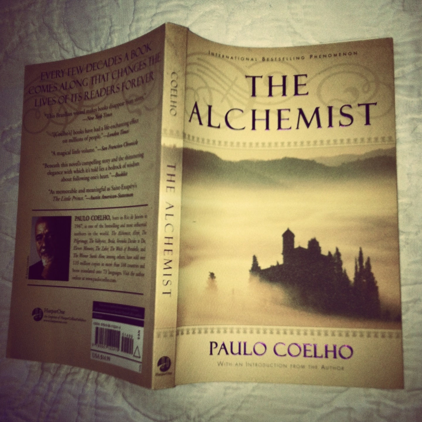 novel alchemist buy the pilgrimage book online at low prices in  paulo coelho an unconventional review the alchemist